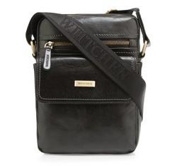 Postbote's Tasche, schwarz, 85-4U-515-1, Bild 1