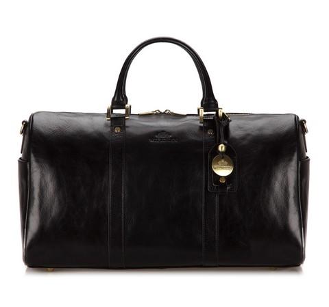 Reisetasche, schwarz, 21-3-313-1, Bild 1