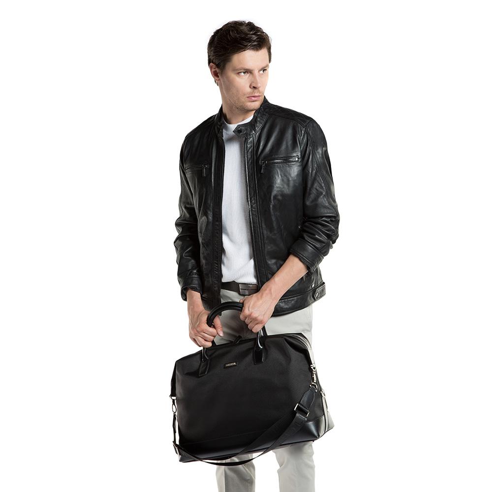Reisetasche, schwarz, 86-3U-210-1, Bild 1