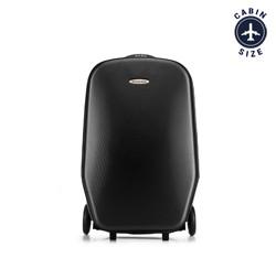 Roller Koffer, schwarz, 56-3H-500-10, Bild 1