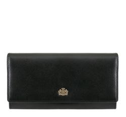 Geldbörse, schwarz-rot, 10-1-052-13, Bild 1