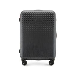 Mittlerer Koffer, schwarz-rot, 56-3A-412-10, Bild 1