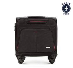 Businesskoffer, schwarz-rot, 56-3S-634-13, Bild 1