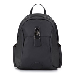 Rucksack, schwarz, 86-4Y-507-1, Bild 1