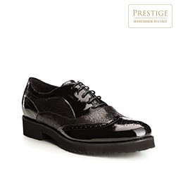 Schuhe, schwarz, 85-D-102-1-38, Bild 1
