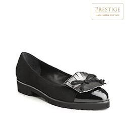 Schuhe, schwarz, 85-D-104-1-39, Bild 1
