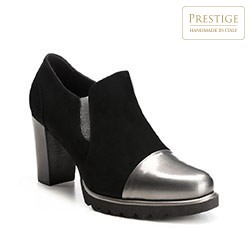 Schuhe, schwarz, 85-D-112-1-36, Bild 1
