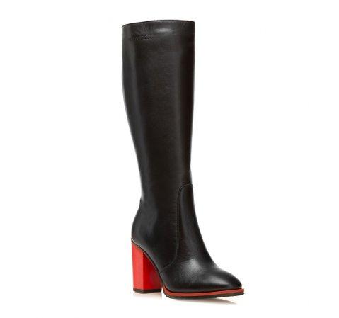 Schuhe, schwarz, 85-D-208-1-35, Bild 1