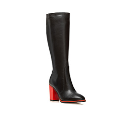 Schuhe, schwarz, 85-D-208-1-41, Bild 1