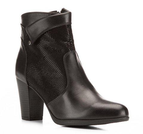Schuhe, schwarz, 85-D-308-1-35, Bild 1