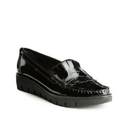 Schuhe, schwarz, 85-D-352-1-41, Bild 1