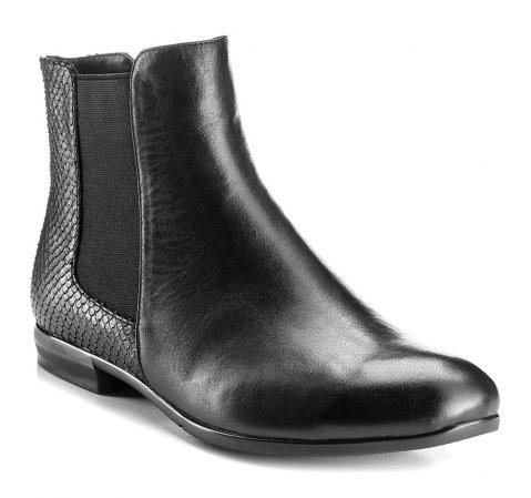 Schuhe, schwarz, 85-D-504-1-35, Bild 1