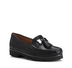 Schuhe, schwarz, 85-D-702-1-35, Bild 1