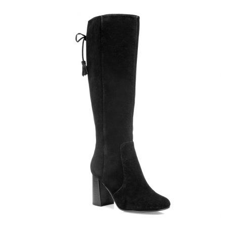 Schuhe, schwarz, 85-D-904-1-35, Bild 1
