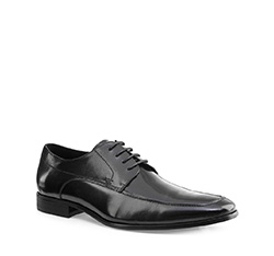 Schuhe, schwarz, 85-M-910-1-41, Bild 1