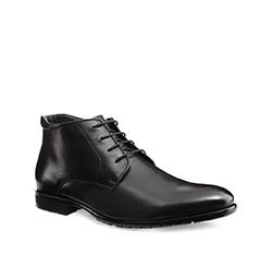 Schuhe, schwarz, 85-M-917-1-44, Bild 1