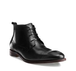 Schuhe, schwarz, 85-M-929-1-41, Bild 1