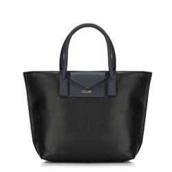 Shopper-Tasche, schwarz, 88-4Y-201-1, Bild 1