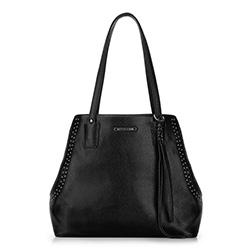 Shopper-Tasche, schwarz, 88-4Y-401-1, Bild 1