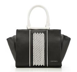 Damentasche, schwarz-weiß, 86-4Y-424-1, Bild 1