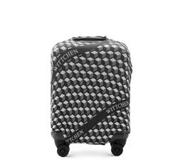 Kleine Kofferschutzhülle, schwarz-weiß, 56-30-031-00, Bild 1