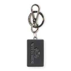 Schlüsselbund, schwarzblau-schwarz, 03-2B-003-G1, Bild 1