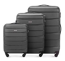 Gepäckset, schwarzgrau, 56-3A-36S-12, Bild 1