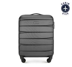 Kleiner Koffer, schwarzgrau, 56-3A-361-12, Bild 1