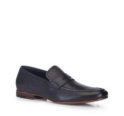 Männer Schuhe, schwarzgrau, 88-M-900-8-39, Bild 1