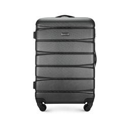 Mittlerer Koffer, schwarzgrau, 56-3A-362-12, Bild 1