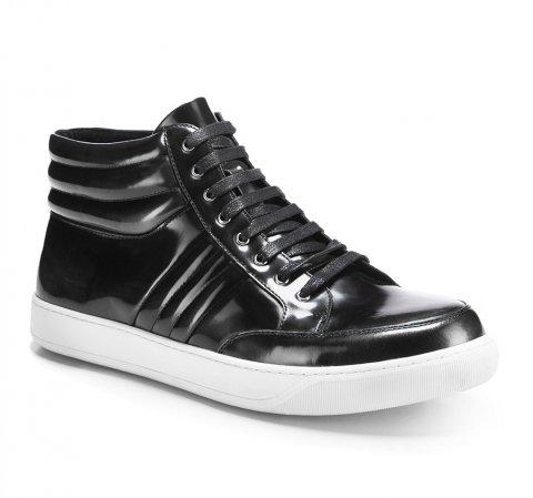 Männer Schuhe, schwarzgrau, 85-M-953-8-41, Bild 1