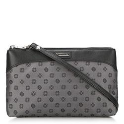 Cross body bag, šedá, 88-4E-905-8, Obrázek 1