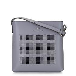 Dámská kabelka, šedá, 92-4E-641-8, Obrázek 1