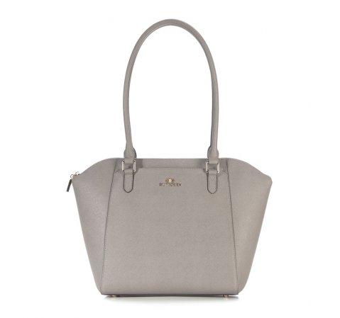 Dámská kabelka, šedá, 83-4-455-4, Obrázek 1