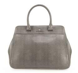 Dámská kabelka, šedá, 85-4E-411-8, Obrázek 1