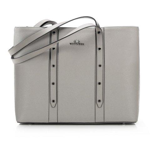 Dámská kabelka, šedá, 85-4E-440-8, Obrázek 1