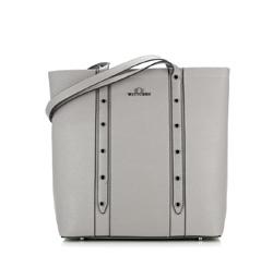Dámská kabelka, šedá, 85-4E-441-8, Obrázek 1
