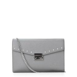 Dámská kabelka, šedá, 87-4-261-8, Obrázek 1