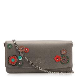 Dámská kabelka, šedá, 87-4E-213-8, Obrázek 1