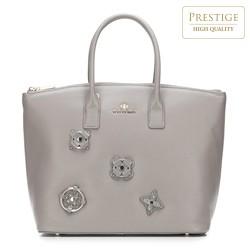 Dámská kabelka, šedá, 87-4E-224-8, Obrázek 1