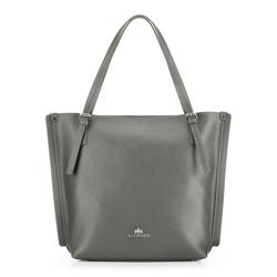 Dámská kabelka, šedá, 87-4E-406-8, Obrázek 1
