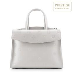dámská kabelka, šedá, 88-4E-003-8, Obrázek 1