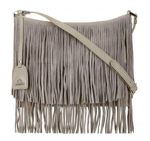 Dámská kabelka, šedá, 88-4E-927-8, Obrázek 1
