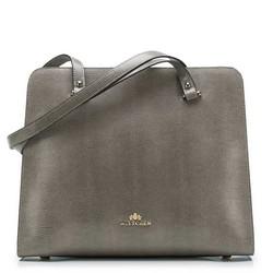 Dámská kabelka, šedá, 89-4-303-8, Obrázek 1