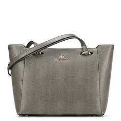 Dámská kabelka, šedá, 89-4-307-8, Obrázek 1