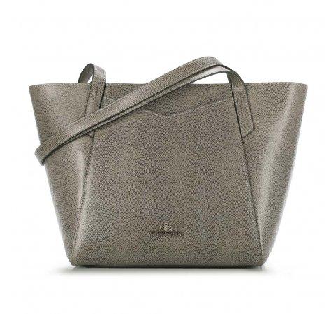 Dámská kabelka, šedá, 89-4-308-8, Obrázek 1