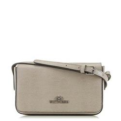 Dámská kabelka, šedá, 89-4-331-88, Obrázek 1