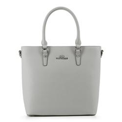 Dámská kabelka, šedá, 89-4-707-8, Obrázek 1