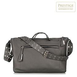Dámská kabelka, šedá, 89-4E-007-8, Obrázek 1