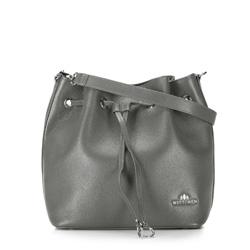 Dámská kabelka, šedá, 89-4E-370-8, Obrázek 1